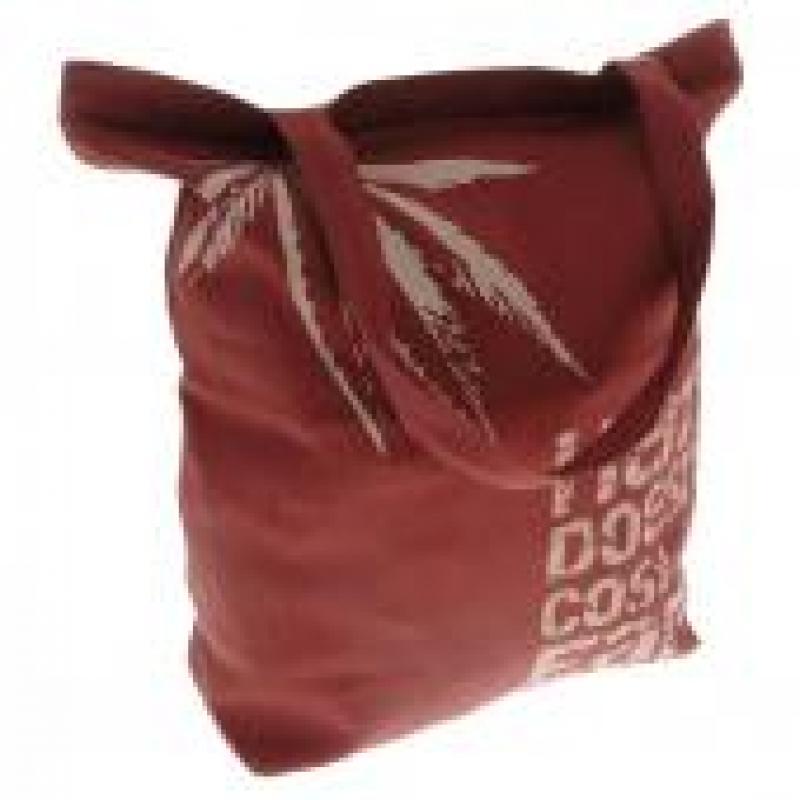 Foldable Eco Shopper Brown