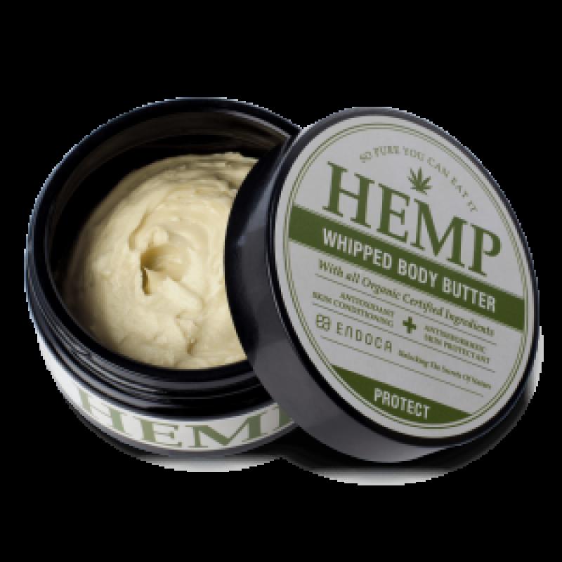 Endoca CBD Hemp Whipped Body Butter 1500mg