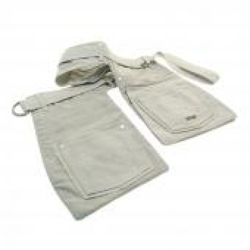 Multi Pocket Waist Pouch
